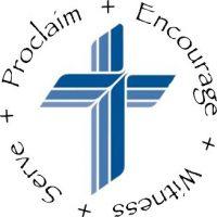 St John's Logo (Blue)