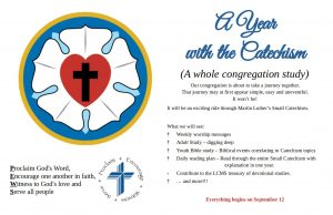 A Year with the Catechism (Poster)